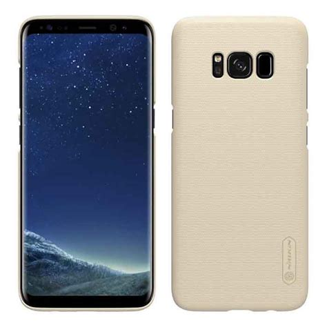 Nillkin Frosted Samsung Galaxy S8 Plus Gold pouzdro nillkin frosted pro samsung galaxy s8 plus