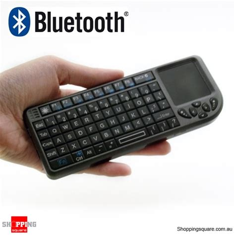 bluetooth keyboard mouse with mini wireless bluetooth keyboard with touchpad mouse and