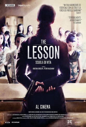 film streaming the lesson the lesson scuola di vita 2014 cb01 zone film