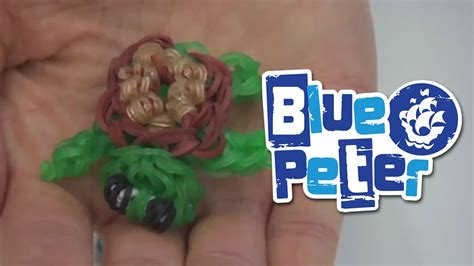 loom bands blue peter shelley  tortoise