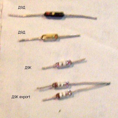 oznaczenia diod identyfikacja diod germanowych krzemowych elektroda pl