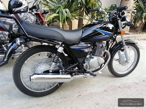 Suzuki Gs Bike Used Suzuki Gs 150 2014 Bike For Sale In Karachi 120955