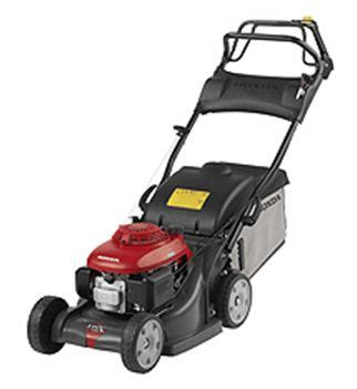 how to start a honda lawn mower honda hrx426sxe lawn mower self propelled lawn mower