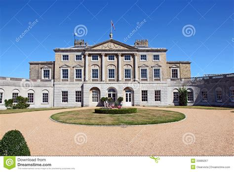 large country homes large country house in stock image image 33989267