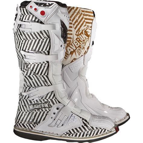 maverik motocross boots fly racing 2011 maverik zone steel toe mx off road bike