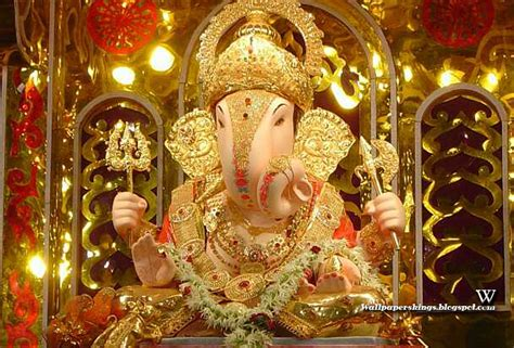 Home Decoration Of Ganesh Festival by Wallpapers Kings Ganesh