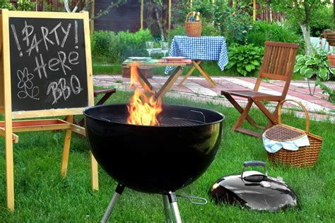 summer backyard bbq grill quaker oats credit