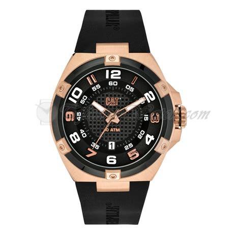 Jam Tangan Sporty Pria Cowok Gls 8900 Black Blue Pln03 jam tangan original caterpillar blade sa 191 21 119 jual