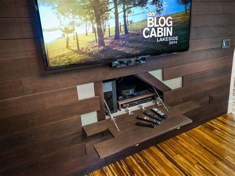 diy hidden storage storage and organization from blog cabin 2014 diy