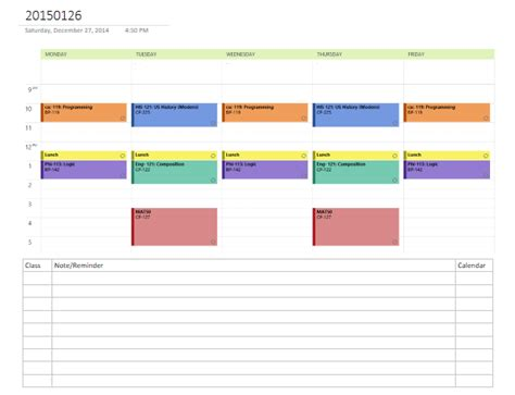 daily planner template onenote share your onenote templates surface