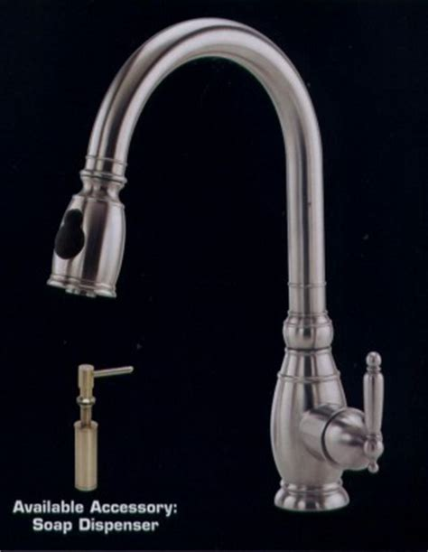 features and benefits of eclipse stainless steel faucets