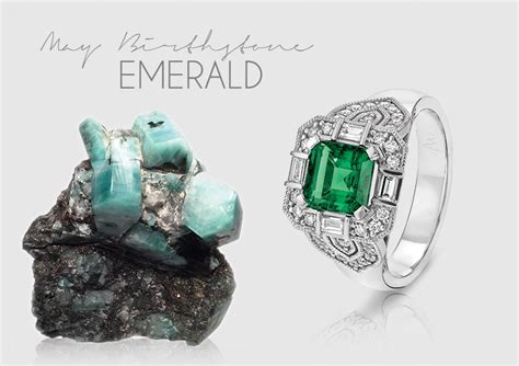 Emerald Gemstone Of May by Gemstone Of The Month Emerald Matthewely By York Jewellers