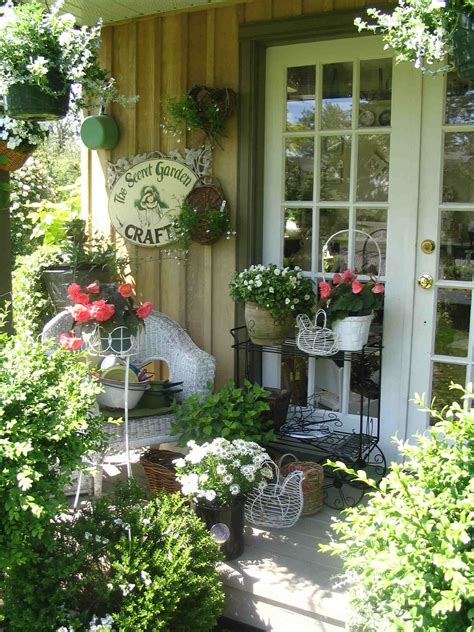 shabby chic decorating ideas for porches and gardens hgtv shabby chic outdoor ideas designs hen chick shabby chic
