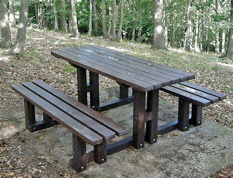 tavolo pic nic tavolo pic nic senza schienale preco system