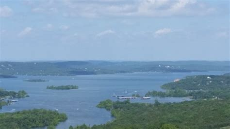 restaurants on table rock lake view of table rock lake from osage restaurant upstairs