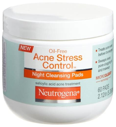 Do Detox Cleanser Cause Breakouts by Neutrogena Free Acne Stress Cleansing