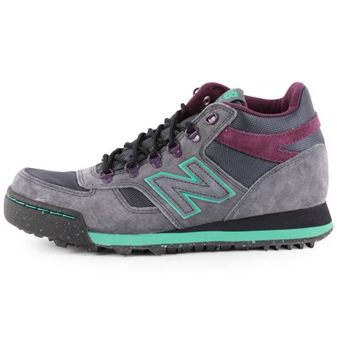 Kickers Boot New 710 new balance 710 mens suede boots grey