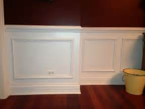 Wainscoting Over Drywall Add Distinction To Your Home With Wainscoting