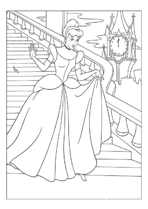 fairy tales coloring book coloring pages for kids
