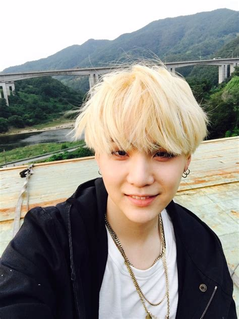 yoongi on set of agust d saltysugabts