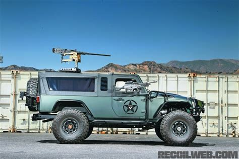 jeep wrangler military vwerks recon customized 2011 jeep wrangler unlimited