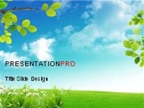 free nature powerpoint templates powerpoint templates the best templates for any