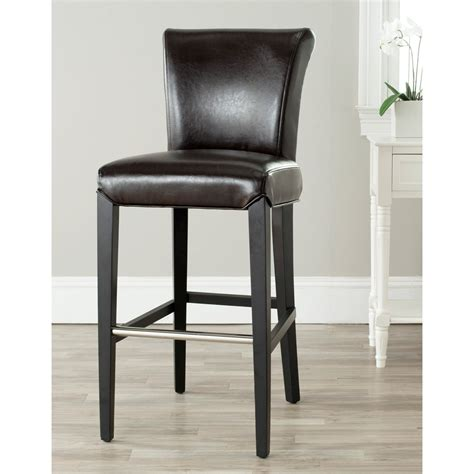 Pine Bar Stools With Backs by Stools Design Glamorous Upholstered Bar Stools With Backs
