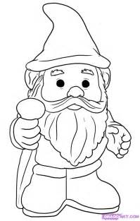 gnome coloring pages gnome coloring pages coloring pages