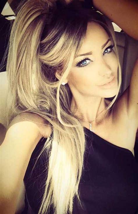 cute hairstyles blonde long hair 100 best long blonde hairstyles long hairstyles 2016 2017