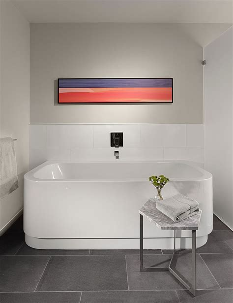 tub side table luxury 30 bathrooms that delight with a side table