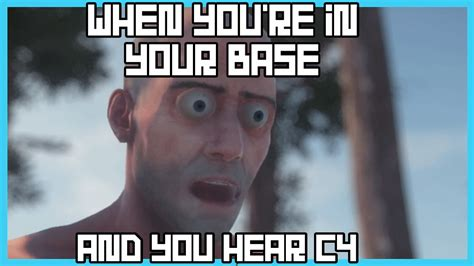 Meme Com Funny Pictures - rust with memes youtube