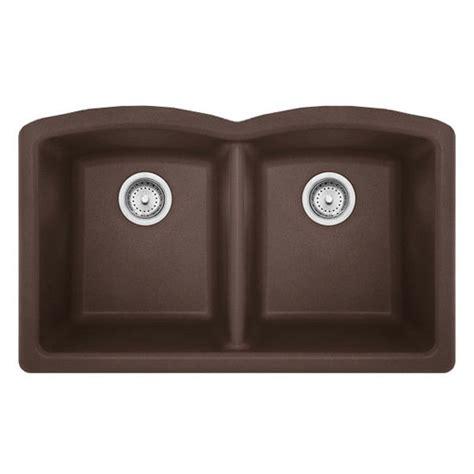 Ellipse Double Bowl Undermount Kitchen Sink Made Of Franke Granite Kitchen Sinks