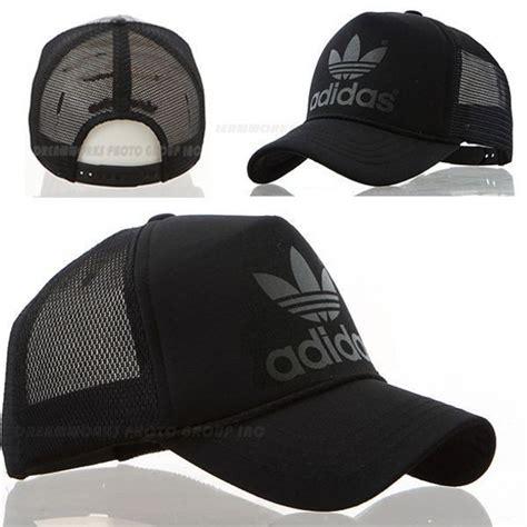 hat cap adidas trucker black adidas originals