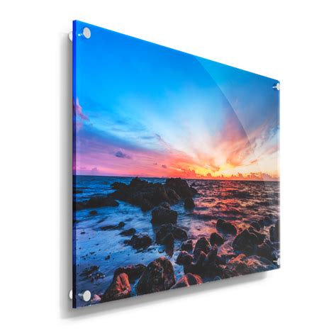 Acrylic Poster a0 acrylic photo printed wall frame get acrylic photo frames