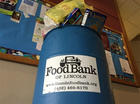 Food Pantry Lincoln Ne by Lutheran Church A Food Bank Thank You