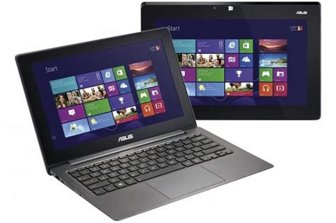 Tablet Windows 8 Asus asus taichi tablet pc and windows 8 ultrabook