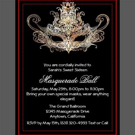 masquerade themes names 25 best ideas about masquerade invitations on pinterest
