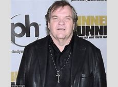 Meat Loaf blames 'dehydration' for his onstage collapse at ... Meat Loaf