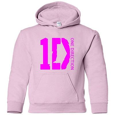 Hoodie Pink Write One Direction discover and save creative ideas