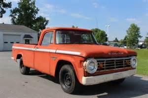 1966 Dodge Truck 1966 Dodge D200 318 Auto Shop Truck For Sale Photos