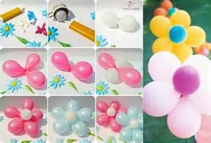 dekoration mit luftballons fasching deko basteln 7 sch 246 ne diy ideen mit luftballons