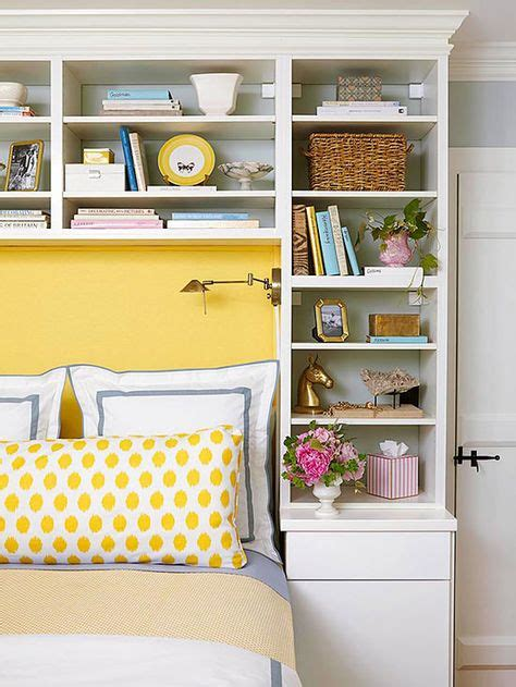 Storage Things For Bedrooms by 1000 Ideas About Headboard Shelves On