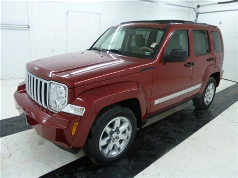 used jeep liberty 2008 woody s automotive used 2008 jeep liberty for sale
