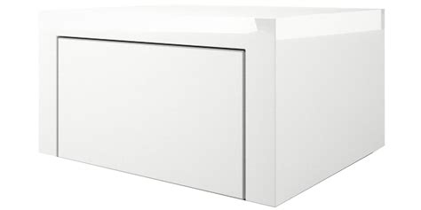 nachtschrank wandmontage sideboard repositio puristisches design sideboard