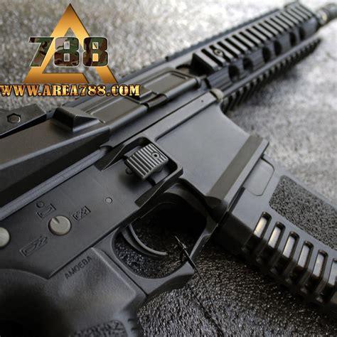 Airsoft Gun Peluru Plastik ares am008 amoeba bk area 788 menjual aksesoris sparepart gear airsoft gun surabaya indonesia