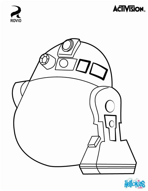 free coloring pages star wars angry birds angry birds star wars coloring pages free printable many