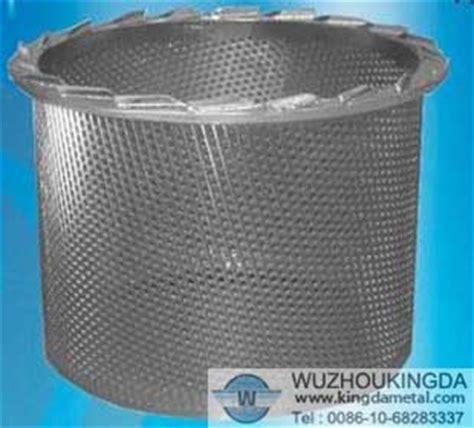 screen baskets pressure screen basket screen basket circular screen basket wuzhou kingda wire cloth co ltd