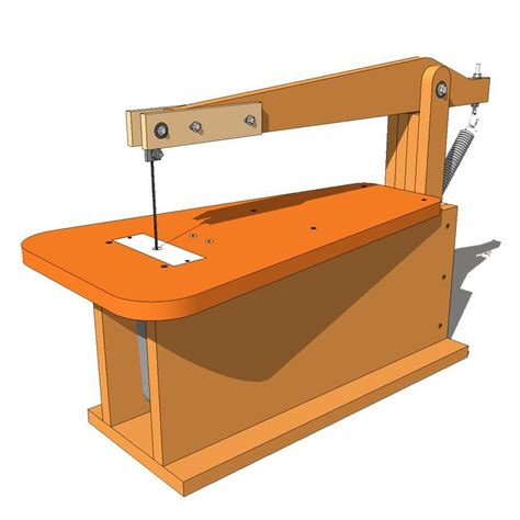 scroll saw bench plans scroll saw plans