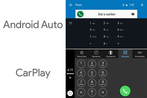 android carplay carplay vs android auto different approaches same goal ars technica