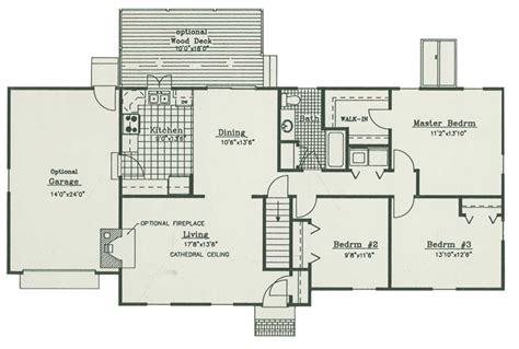 Floor Plans Homes by Architecture Homes Architecture House Plans